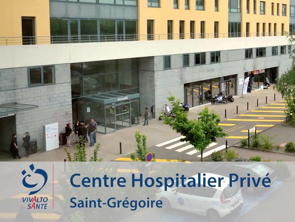 La « meilleure clinique privée de France », à Rennes, en grève