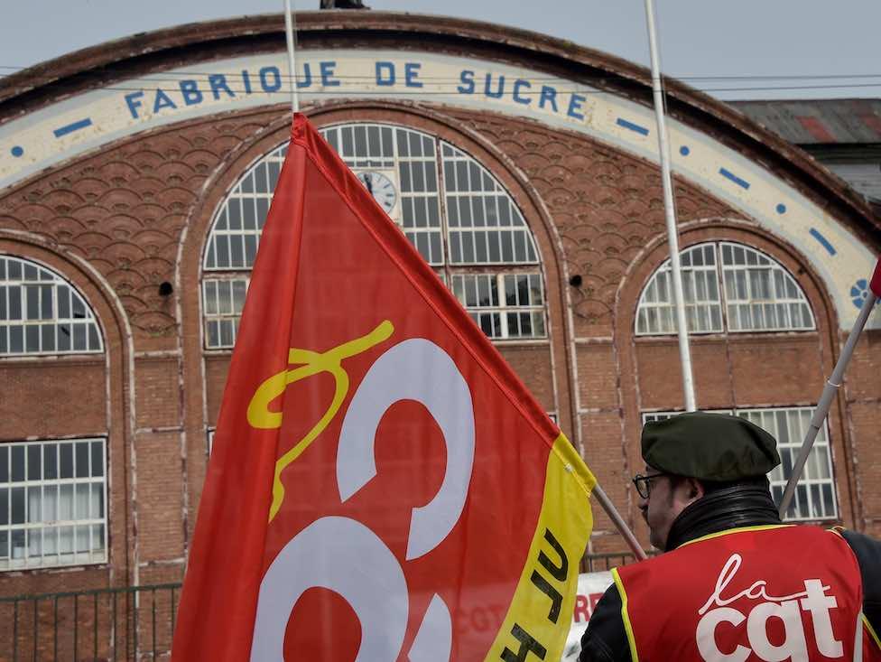 Crise du secteur sucrier français : la CGT de Cristal Union accuse une mauvaise gestion de l'entreprise