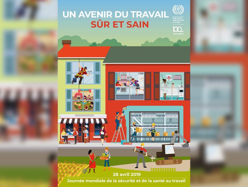 23e journée mondiale de la santé et de la sécurité au travail : la CGT à l'offensive
