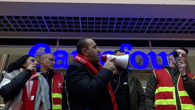 Les 19 et 20 avril, la CGT appelle à la grève contre une « boucherie sociale » dans la grande distribution