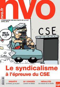 NVO 3578 - Le syndicalisme à l'épreuve du CSE
