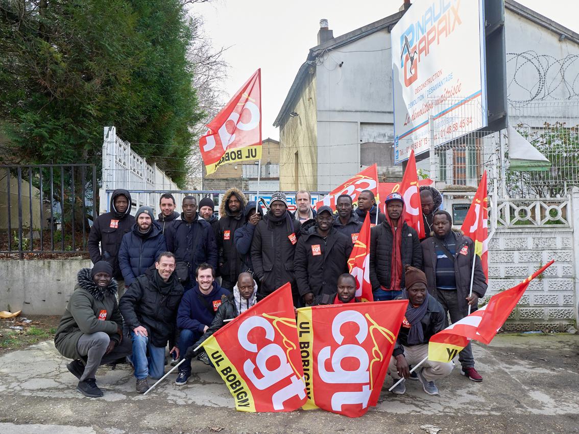 Racisme et exploitation chez Pinault-Gapaix : les sans-papiers des chantiers amiantés bientôt régularisés