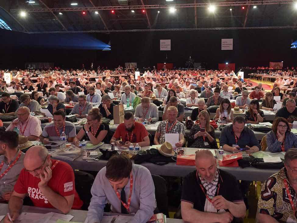 Le rôle des unions régionales CGT en débat lors du 52e congrès