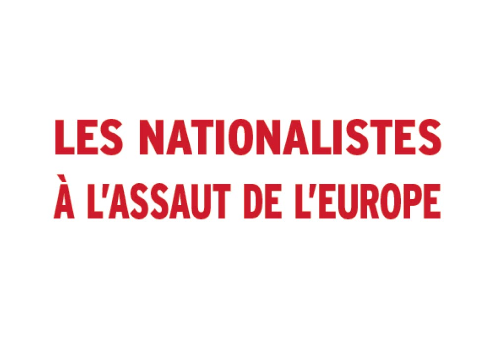 Livres et revues sur les nationalismes en Europe, à lire à l'occasion des élections
