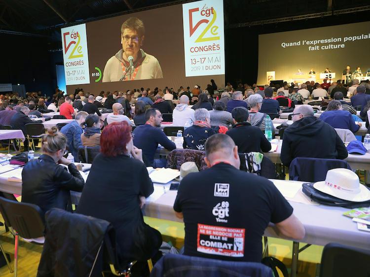 Au 52e congrès, des paroles de délégués qui racontent la CGT d'aujourd'hui