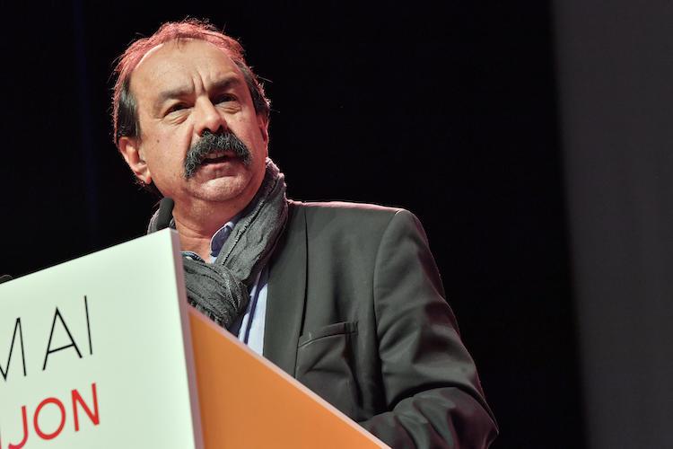 Philippe Martinez : « nous avons besoin d'un syndicalisme européen plus concret sur nos revendications »