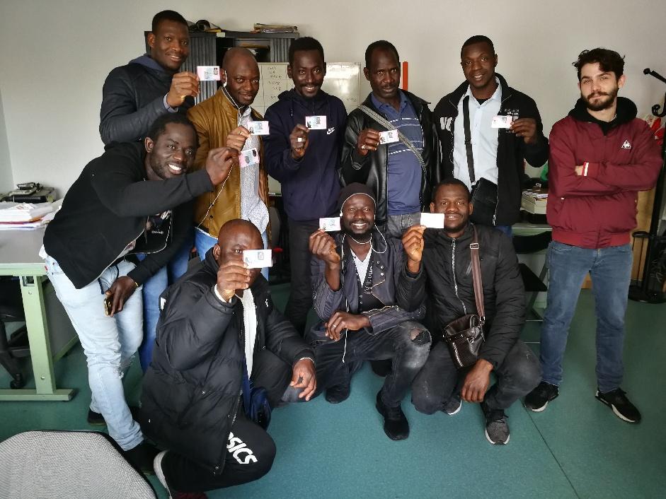 Pinault-Gapaix: les sans-papiers amiantés ont gagné leurs titres de séjour