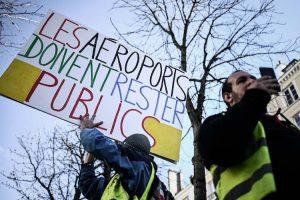 Soutenez la demande de référendum contre le dépeçage d'ADP