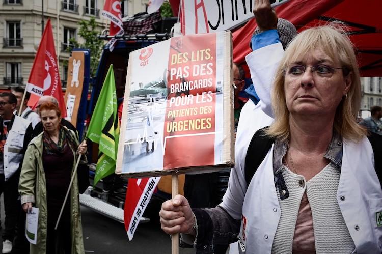 Les syndicats hospitaliers appellent à une nouvelle grève le 2 juillet
