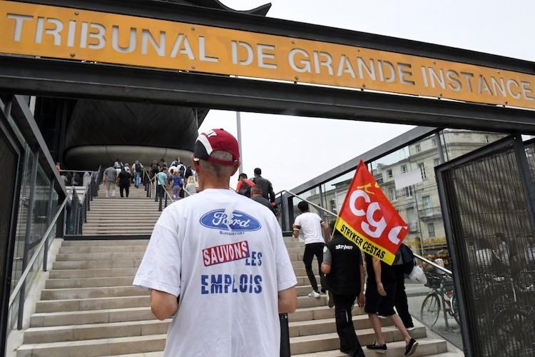 Ford Blanquefort : la CGT poursuit son action en justice pour empêcher la fermeture
