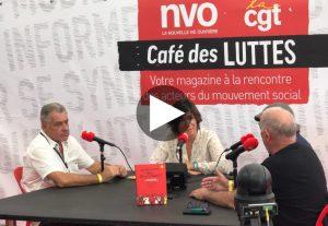 LIVE : dernier jour de débats au Café des luttes de la Fête de l'Humanité