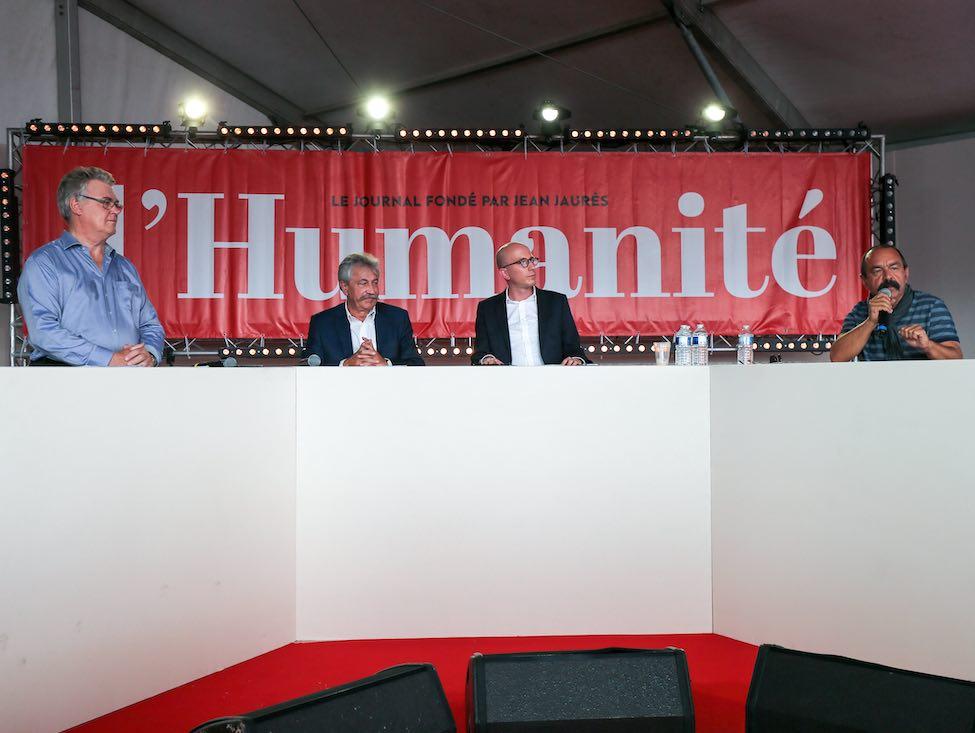 Delevoye, le Monsieur retraites du gouvernement, et Philippe Martinez débattent sur les retraites et révèlent deux projets de société